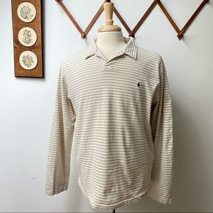 Polo Ralph Lauren Striped Cotton Pullover